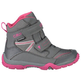 CMP Campagnolo Pyry WP Snow Boots Kids Argento
